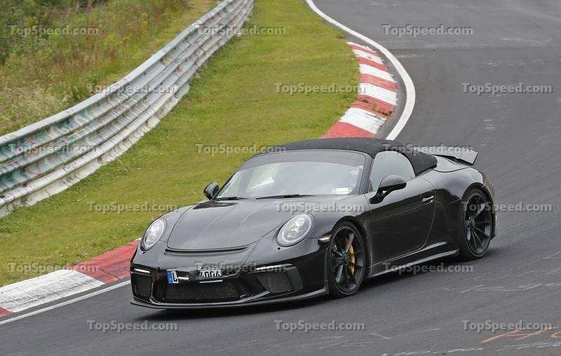 27 Concept of 2020 Porsche Speedster Overview for 2020 Porsche Speedster