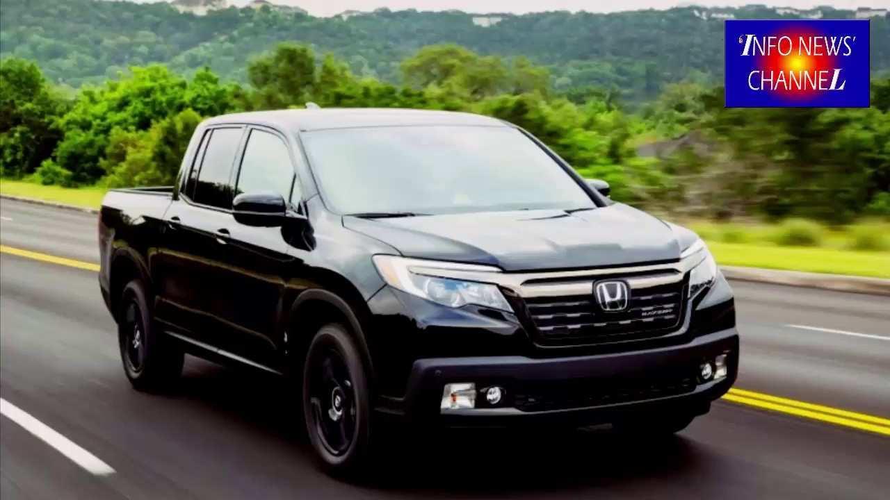 27 Gallery of 2019 Honda Ridgeline Black Edition Overview by 2019 Honda Ridgeline Black Edition
