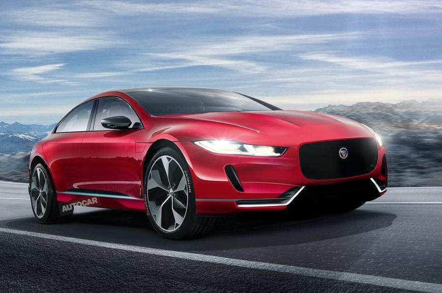 27 Gallery of 2019 Jaguar Xj Concept Images for 2019 Jaguar Xj Concept