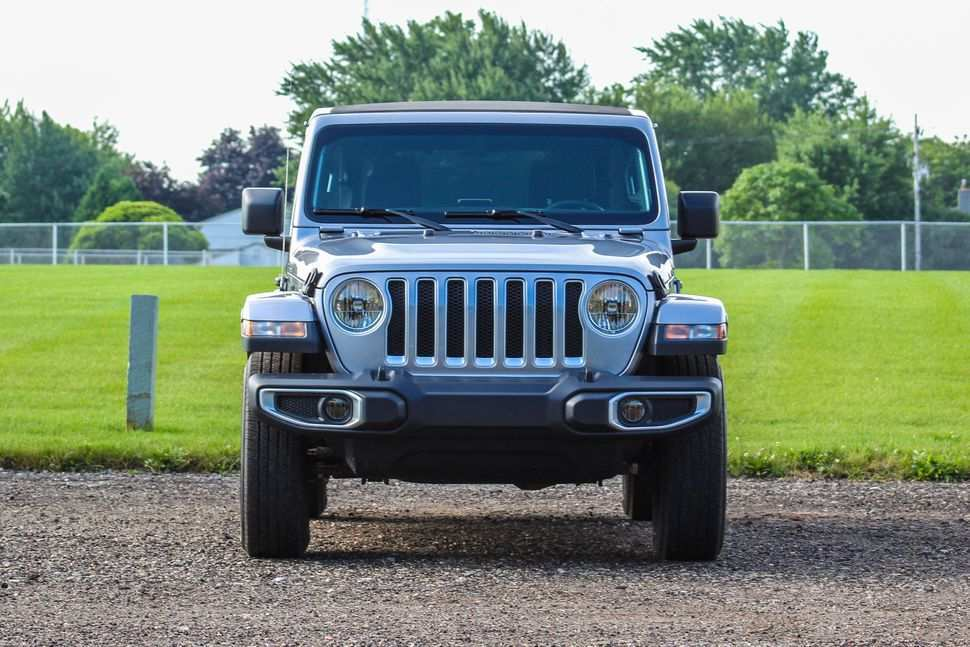 27 Gallery of 2019 Jeep Jl Spesification for 2019 Jeep Jl
