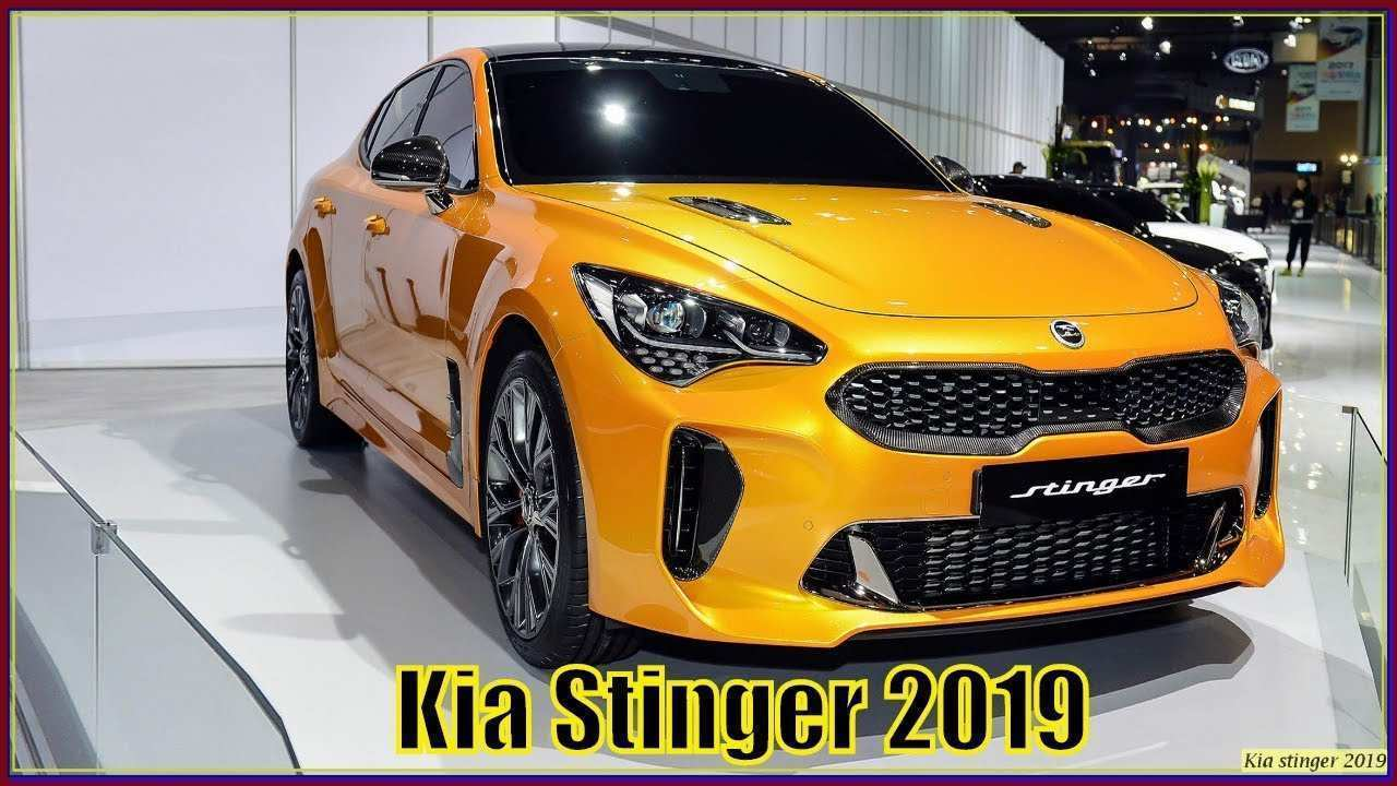 27 Gallery of 2019 Kia Stinger Gt Plus Release by 2019 Kia Stinger Gt Plus