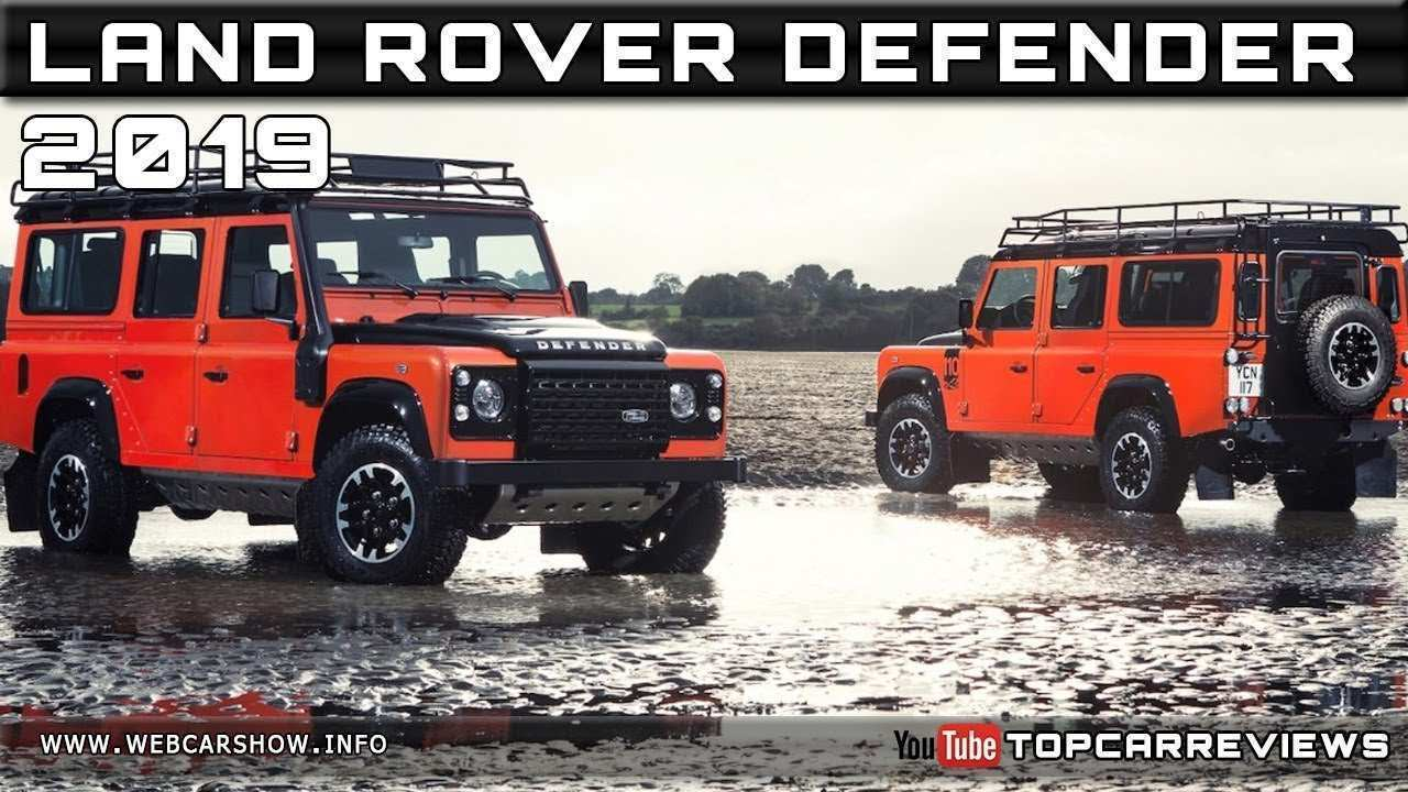 27 Gallery of 2019 Land Rover Defender Price Overview for 2019 Land Rover Defender Price