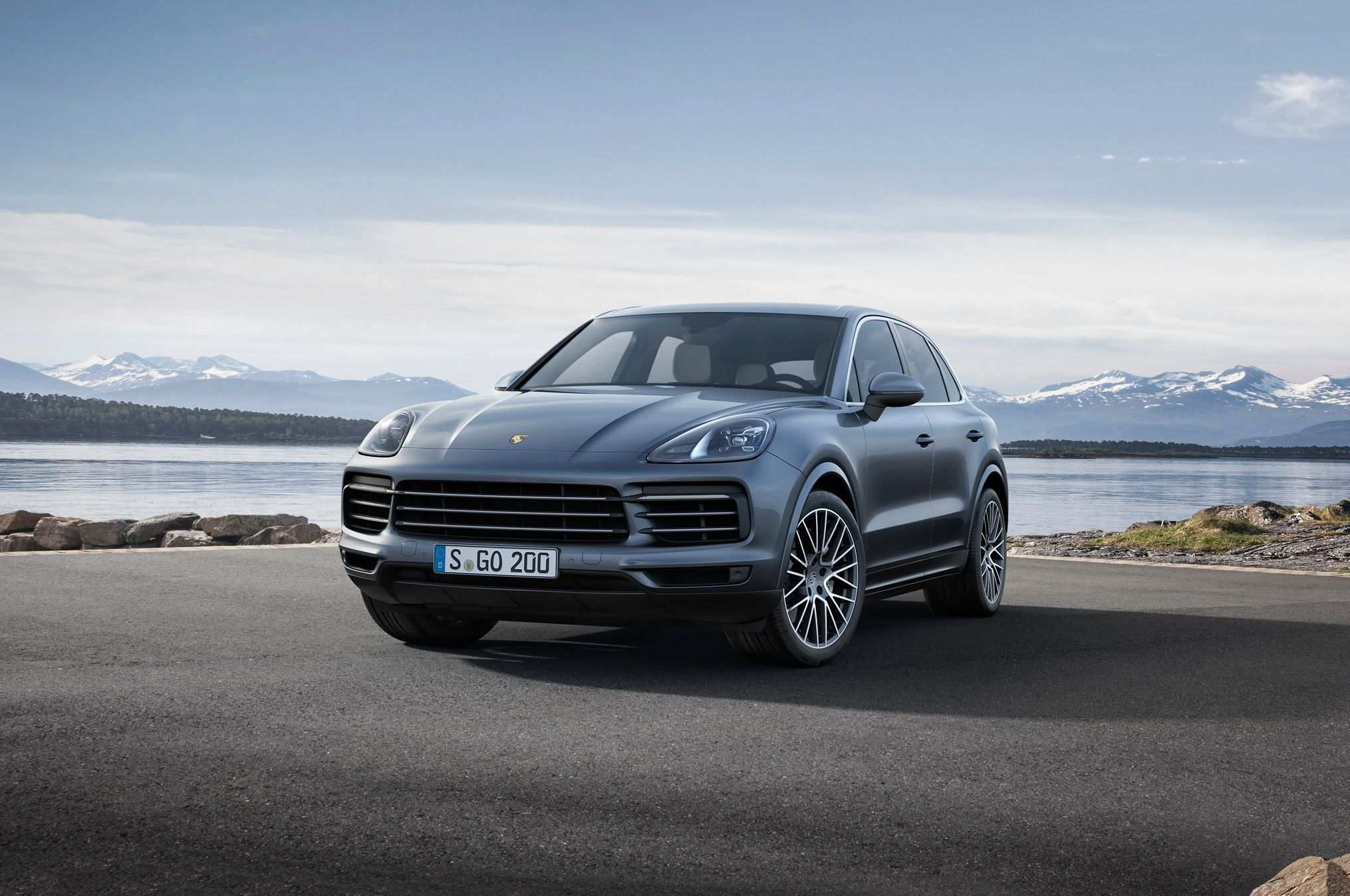 27 Gallery of 2019 Porsche Cayenne First Look New Concept by 2019 Porsche Cayenne First Look