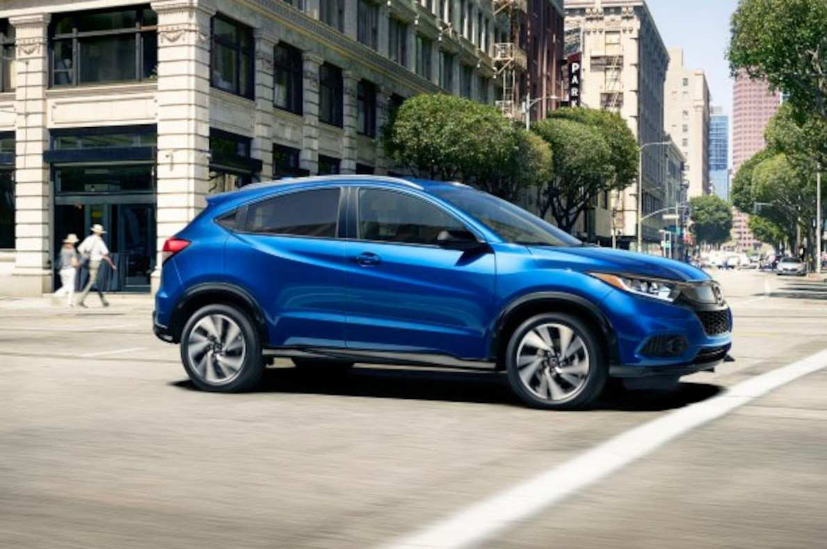 27 Great 2019 Honda Hrv Redesign Release with 2019 Honda Hrv Redesign