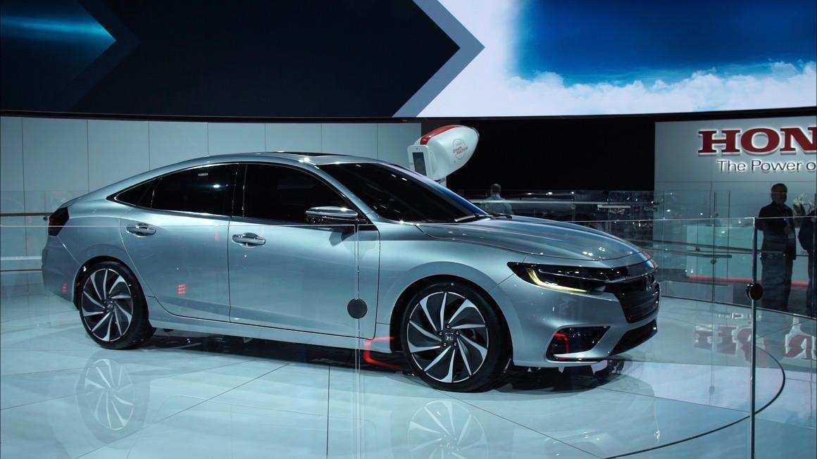 27 Great 2019 Honda Insight Release Date for 2019 Honda Insight