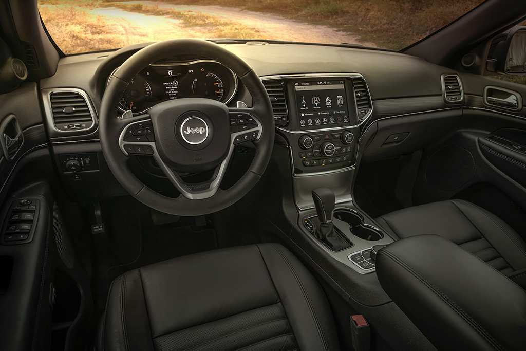 27 Great 2019 Jeep Grand Cherokee Interior Images with 2019 Jeep Grand Cherokee Interior