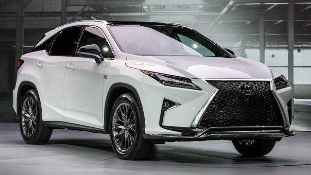 27 Great 2019 Lexus Suv Redesign and Concept by 2019 Lexus Suv