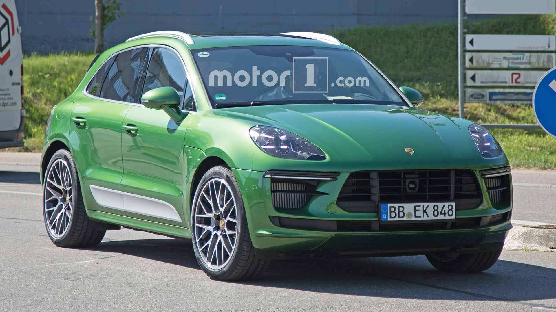 27 Great 2019 Porsche Macan Gts Redesign for 2019 Porsche Macan Gts