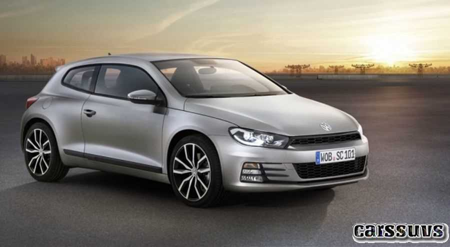 27 Great 2019 Volkswagen Scirocco Redesign with 2019 Volkswagen Scirocco
