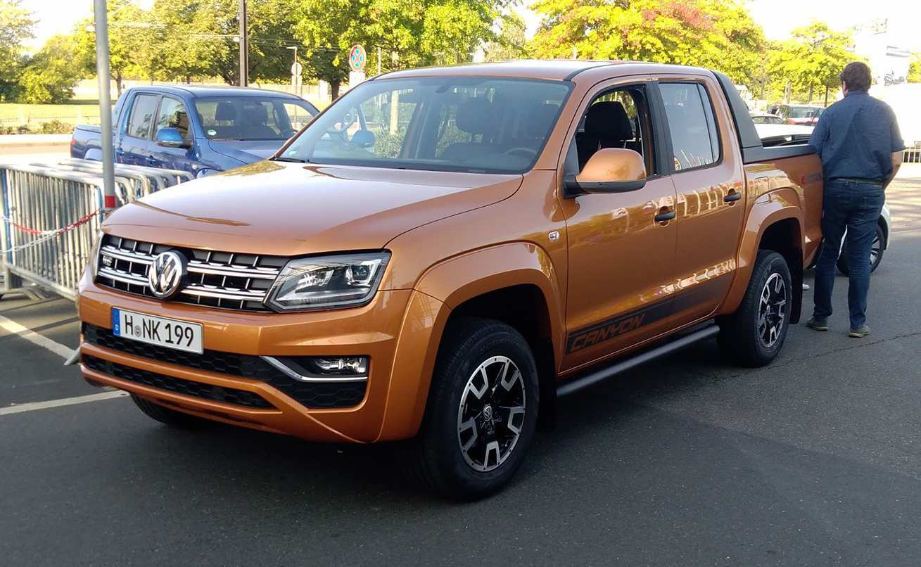 27 Great 2019 Vw Amarok Style for 2019 Vw Amarok