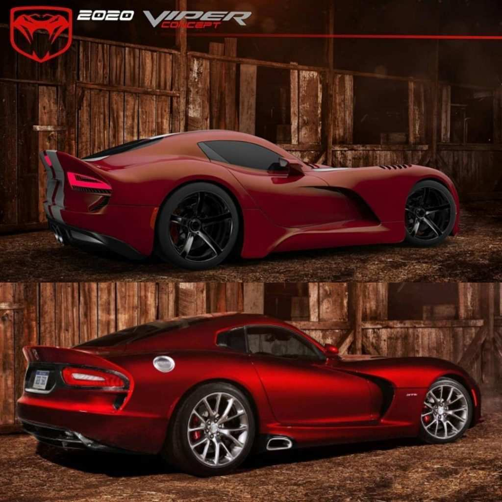27 Great 2020 Dodge Viper Concept Exterior And Interior By 2020 Dodge Viper Concept Car Review Car Review