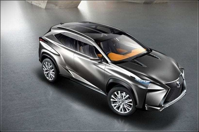 27 Great 2020 Lexus Rx Spesification with 2020 Lexus Rx