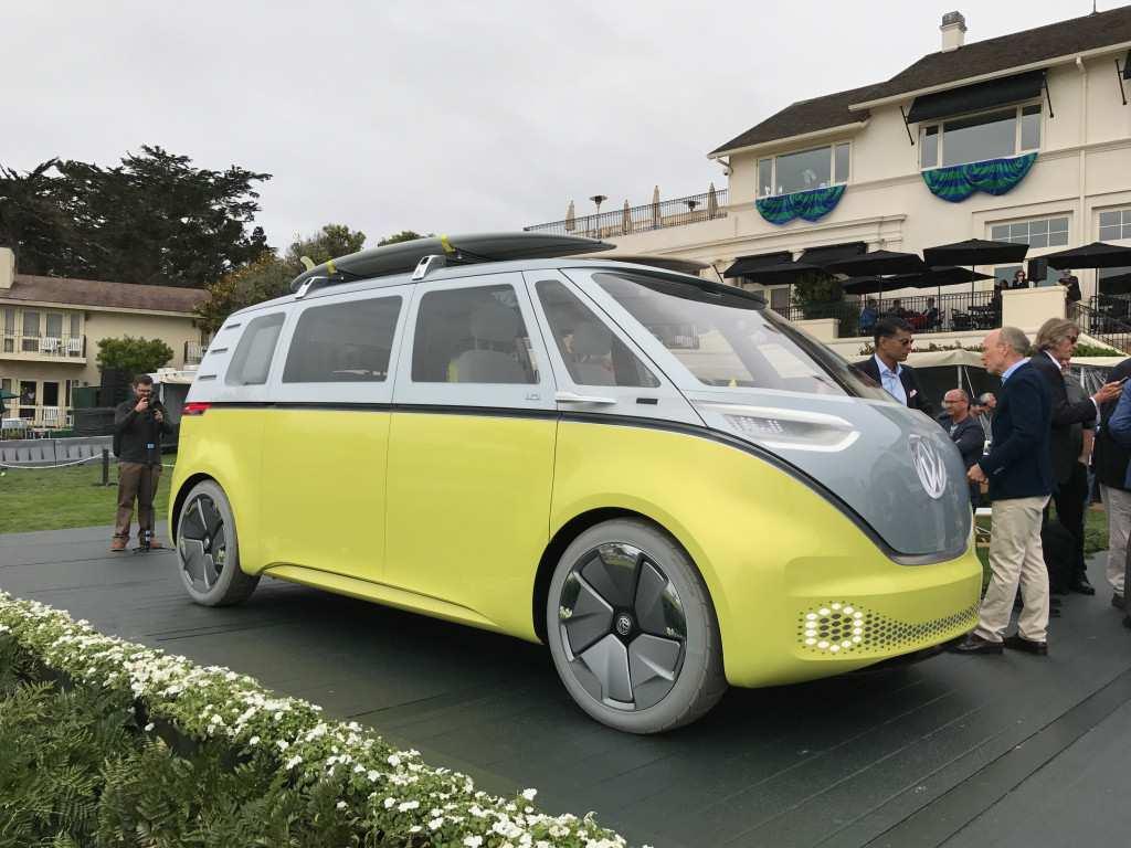 27 Great 2020 Volkswagen Bus Price Interior for 2020 Volkswagen Bus Price