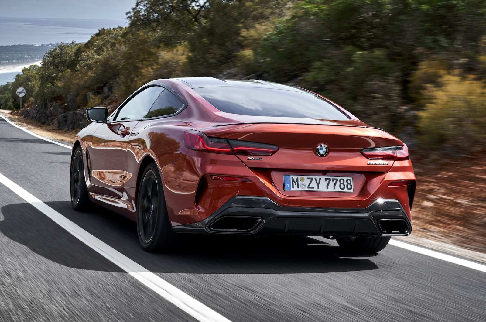 27 Great Bmw 8 2019 Concept with Bmw 8 2019