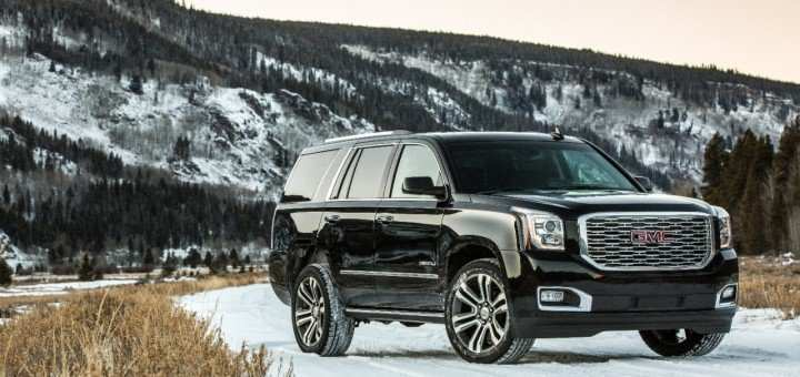 27 Great New 2019 Gmc Yukon Redesign with New 2019 Gmc Yukon