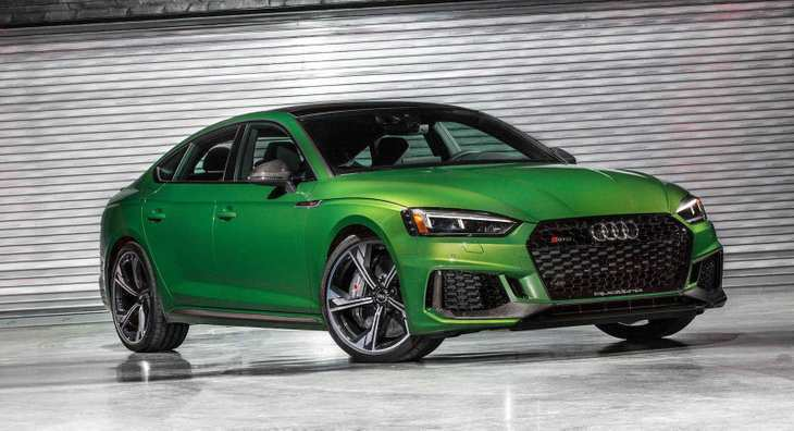 27 New 2019 Audi Rs5 Release Date Usa History by 2019 Audi Rs5 Release Date Usa