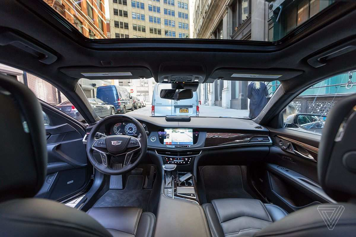 27 New 2019 Cadillac Self Driving Exterior by 2019 Cadillac Self Driving