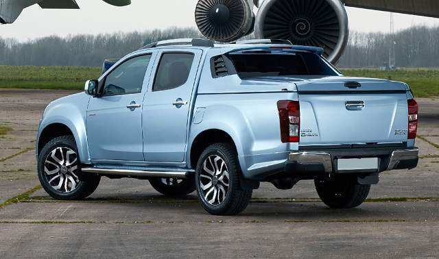 27 New 2019 Isuzu Ute History with 2019 Isuzu Ute