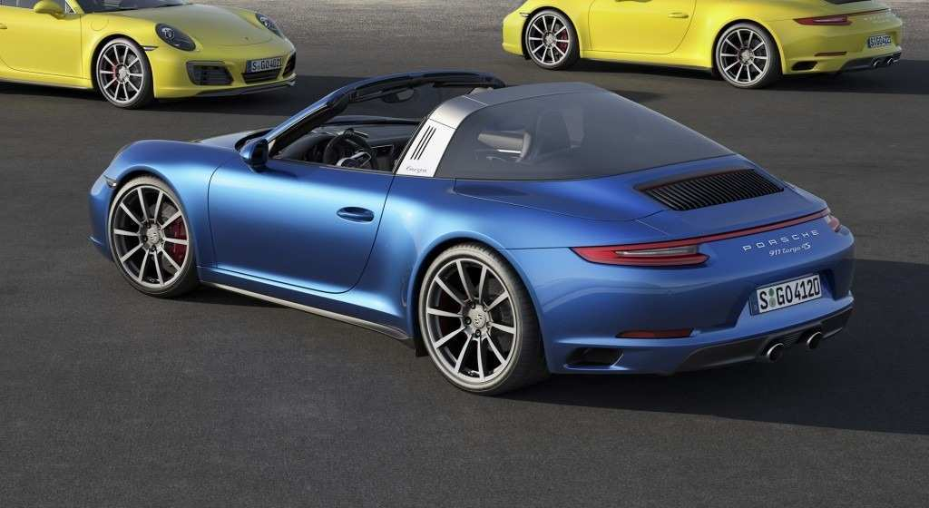 27 New 2019 Porsche Targa 4 Gts Exterior for 2019 Porsche Targa 4 Gts