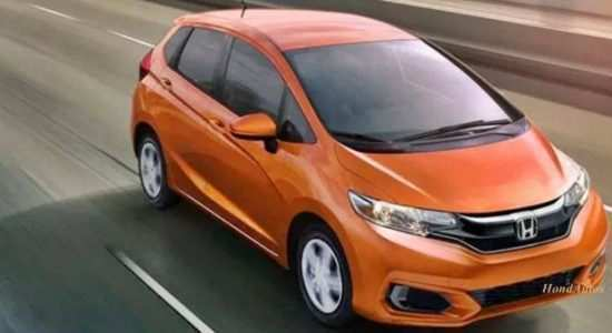 27 New 2020 Honda Fit Turbo Pictures for 2020 Honda Fit Turbo