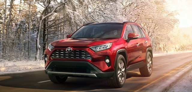 27 New 2020 Toyota Rav Performance with 2020 Toyota Rav