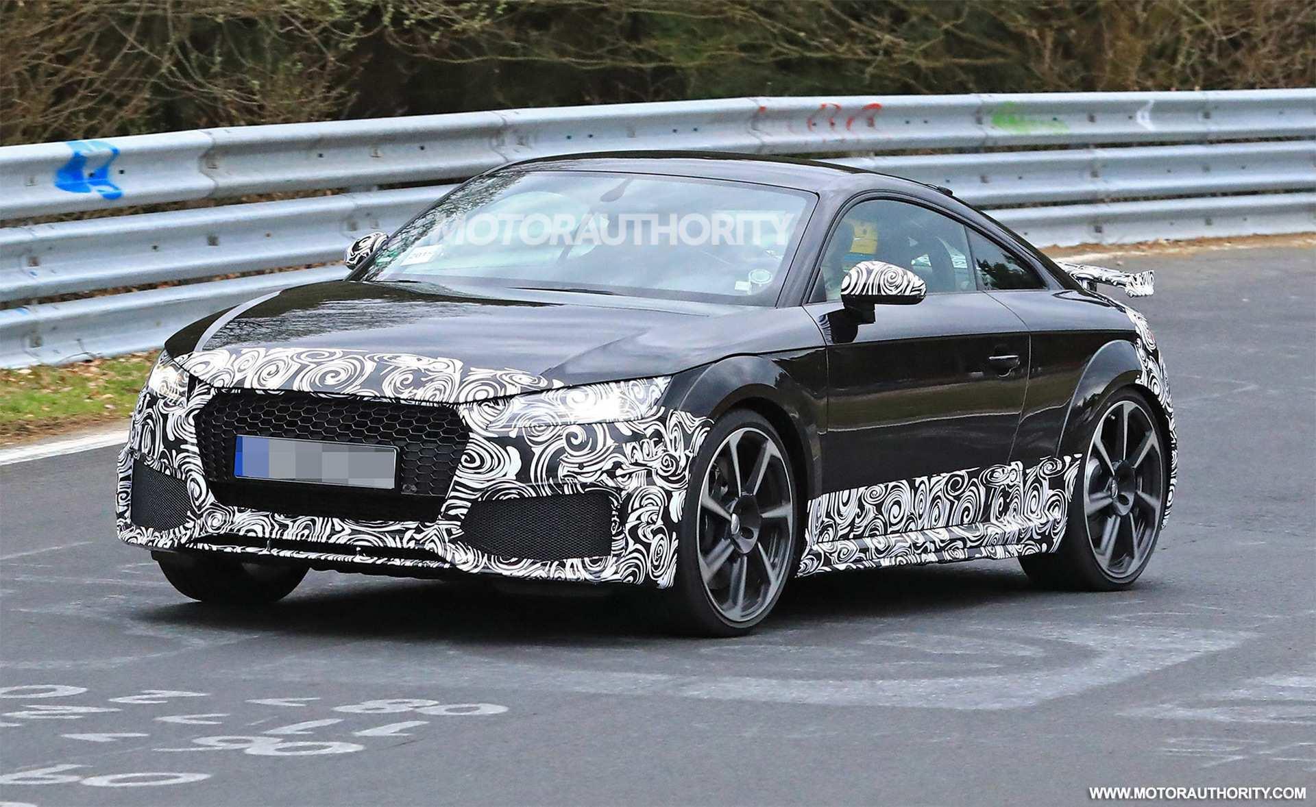27 New Audi Tt Rs 2020 Redesign for Audi Tt Rs 2020