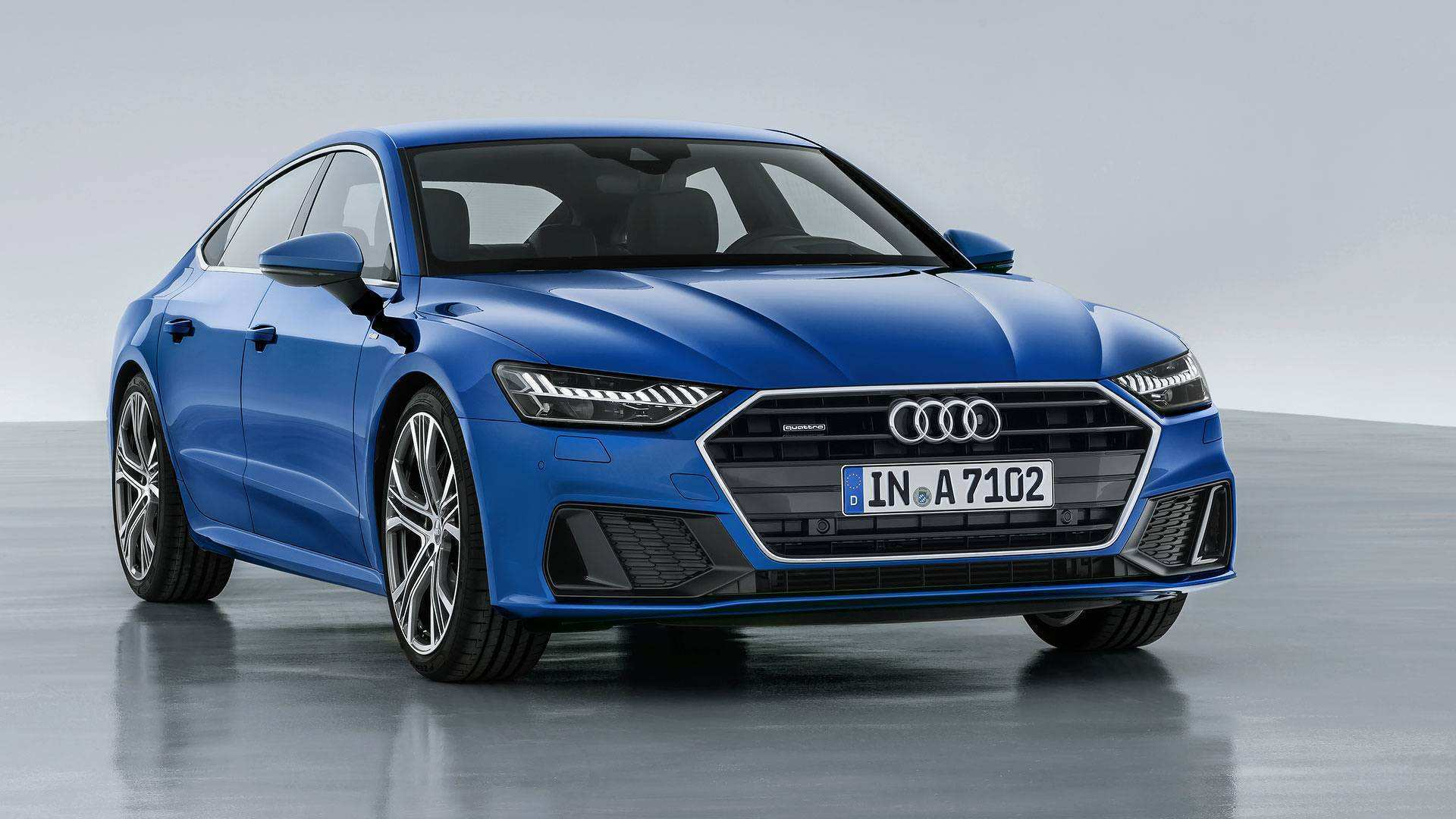 27 The 2019 Audi A7 Debut Pictures with 2019 Audi A7 Debut