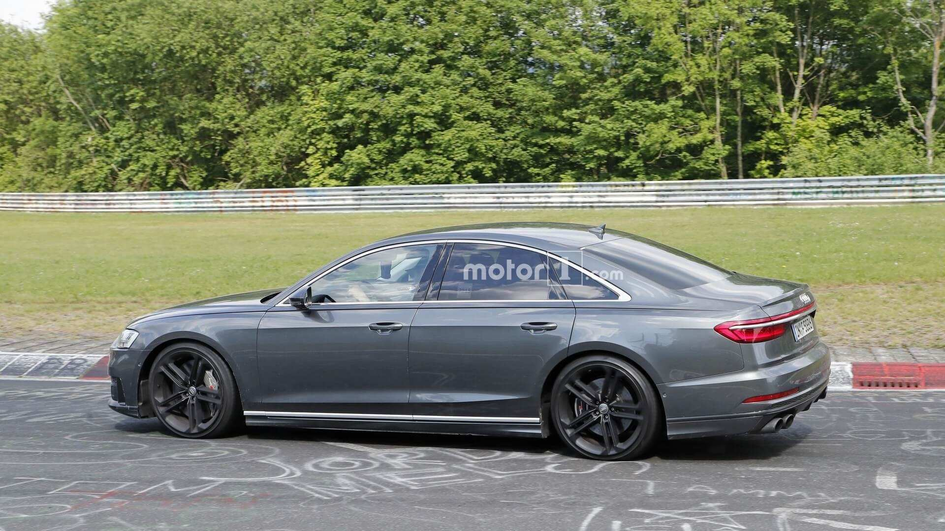 27 The 2019 Audi S8 New Concept with 2019 Audi S8