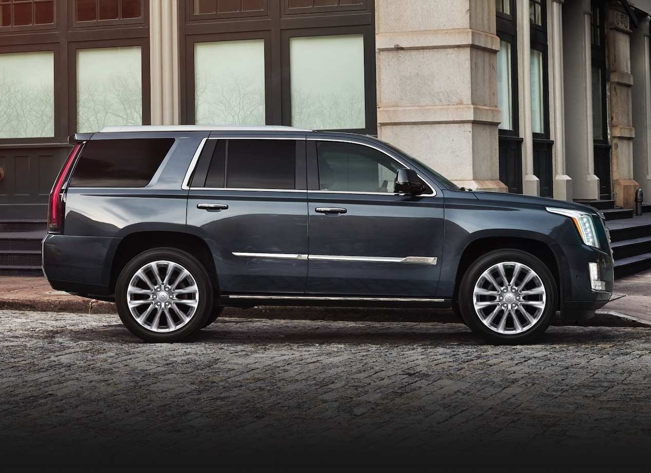 27 The 2019 Cadillac Escalade Interior Ratings with 2019 Cadillac Escalade Interior