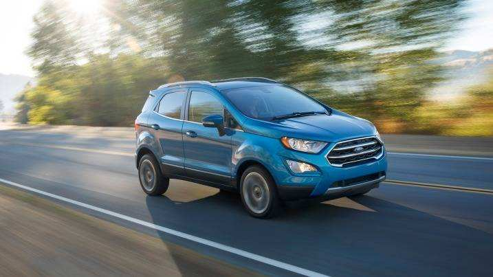27 The 2019 Ford Ecosport Overview by 2019 Ford Ecosport