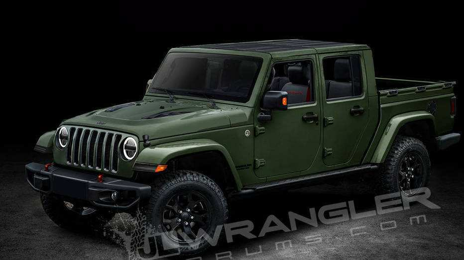 27 The 2019 Jeep Wrangler Pickup Msrp Redesign and Concept with 2019 Jeep Wrangler Pickup Msrp