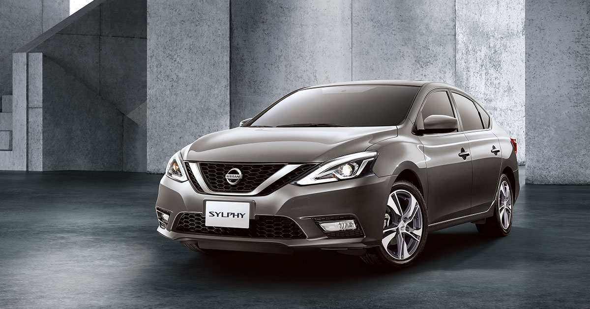 27 The 2019 Nissan Sylphy Redesign and Concept for 2019 Nissan Sylphy