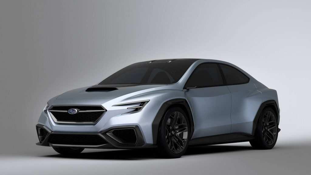 27 The 2020 Subaru Wrx Redesign Concept for 2020 Subaru Wrx Redesign