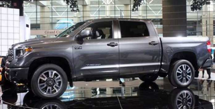 Toyota Tundra Diesel >> 27 The 2020 Toyota Tundra Diesel Redesign And Concept For 2020