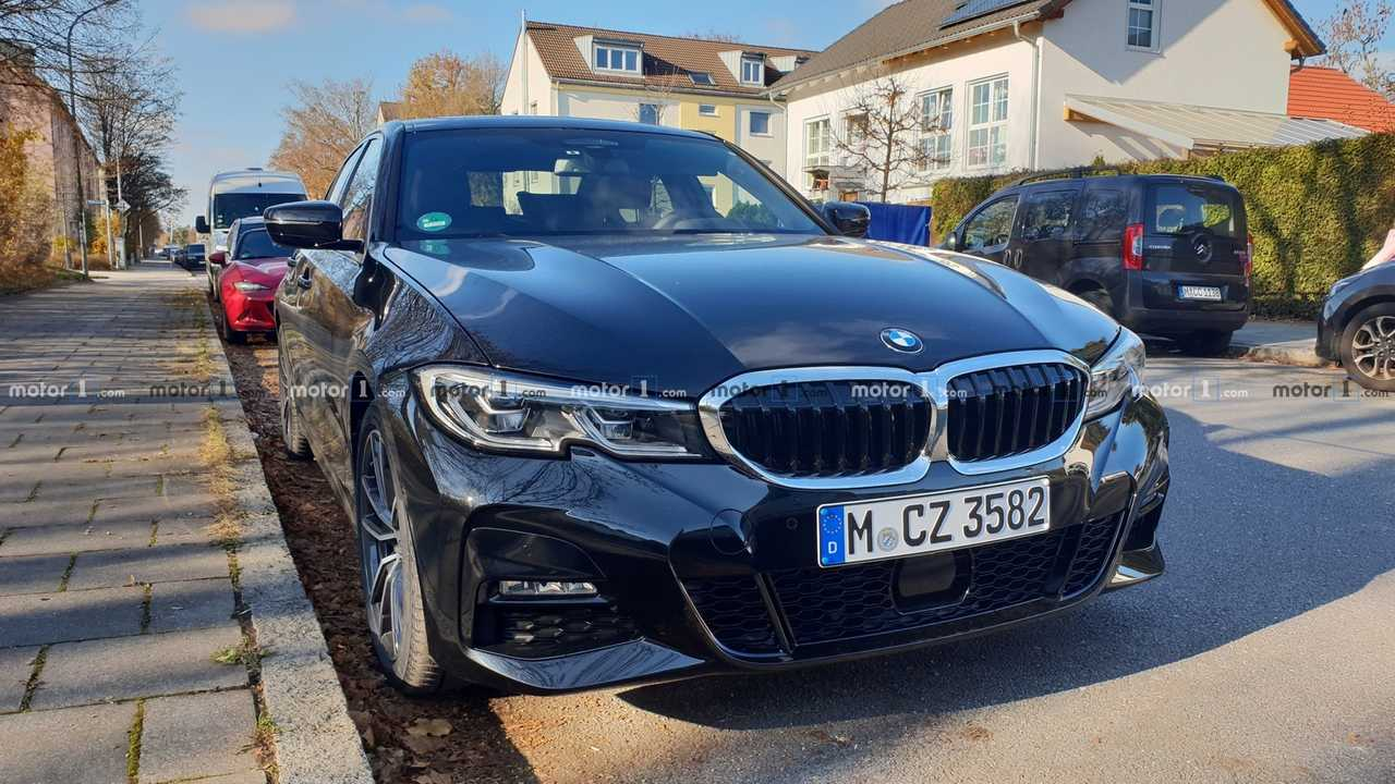 28 All New 2019 Bmw 3 Series G20 Performance and New Engine for 2019 Bmw 3 Series G20