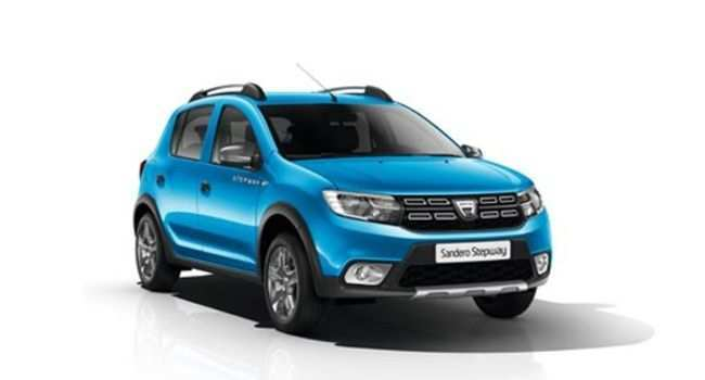 28 All New 2019 Dacia Sandero Stepway Spy Shoot with 2019 Dacia Sandero Stepway