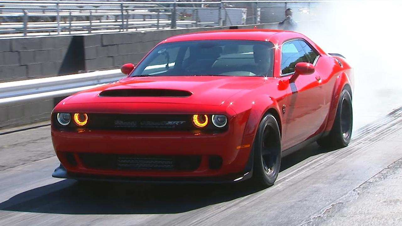 28 All New 2019 Dodge Challenger Srt Price and Review for 2019 Dodge Challenger Srt