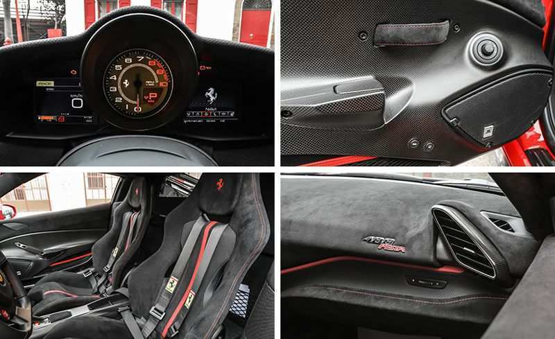 28 All New 2019 Ferrari Interior Images by 2019 Ferrari Interior