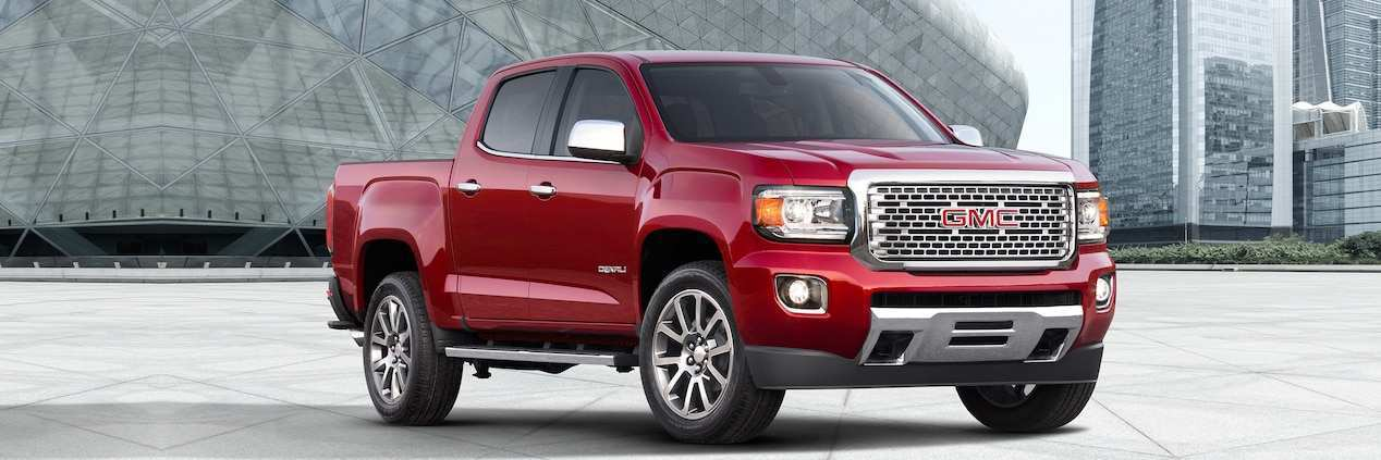 28 All New 2019 Gmc Sonoma Redesign and Concept by 2019 Gmc Sonoma