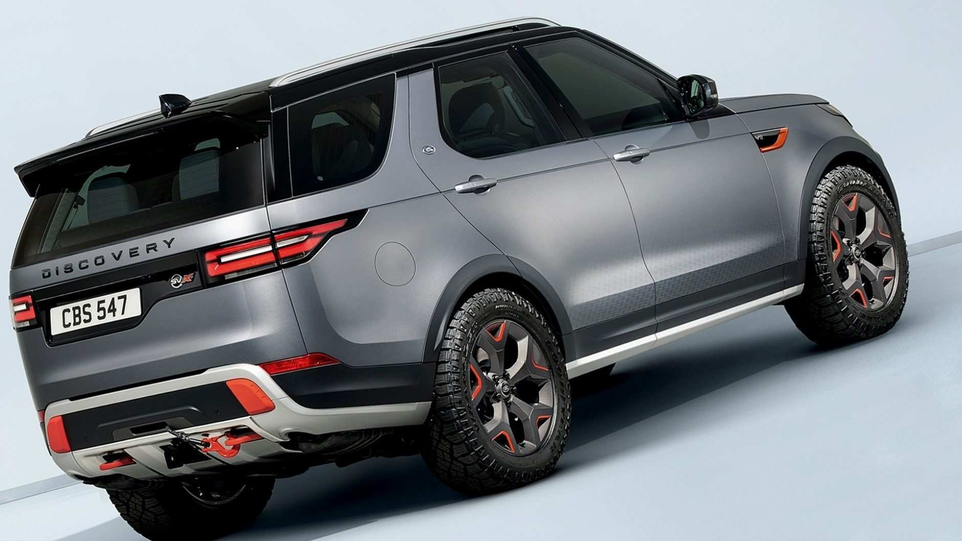 28 All New 2019 Land Rover Discovery Svx Overview for 2019 Land Rover Discovery Svx