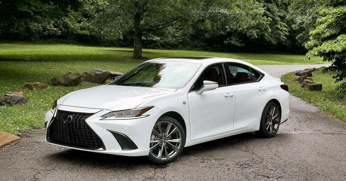 28 All New 2019 Lexus Es Hybrid Photos by 2019 Lexus Es Hybrid