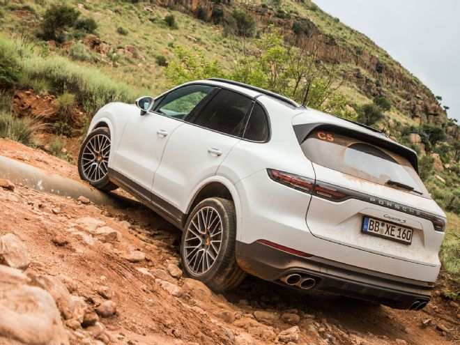 28 All New 2019 Porsche Cayenne Video Spy Shoot by 2019 Porsche Cayenne Video