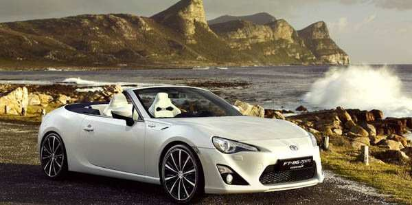 28 All New 2019 Toyota Gt86 Convertible Reviews for 2019 Toyota Gt86 Convertible