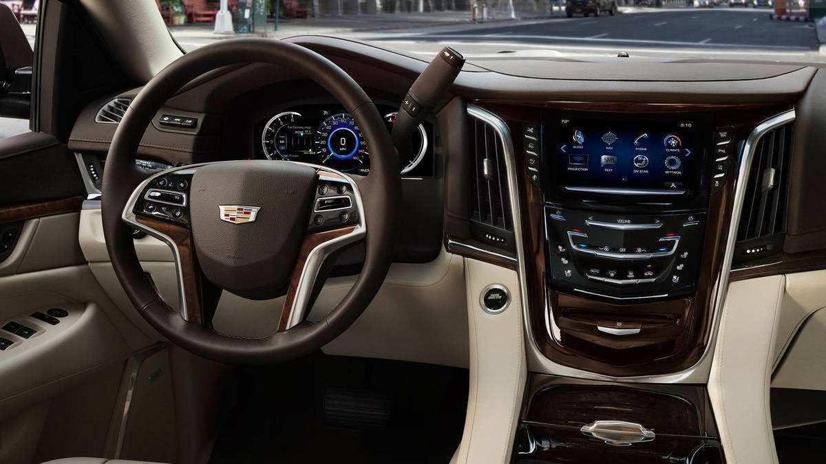28 Best Review 2019 Cadillac Escalade Interior Exterior and Interior with 2019 Cadillac Escalade Interior