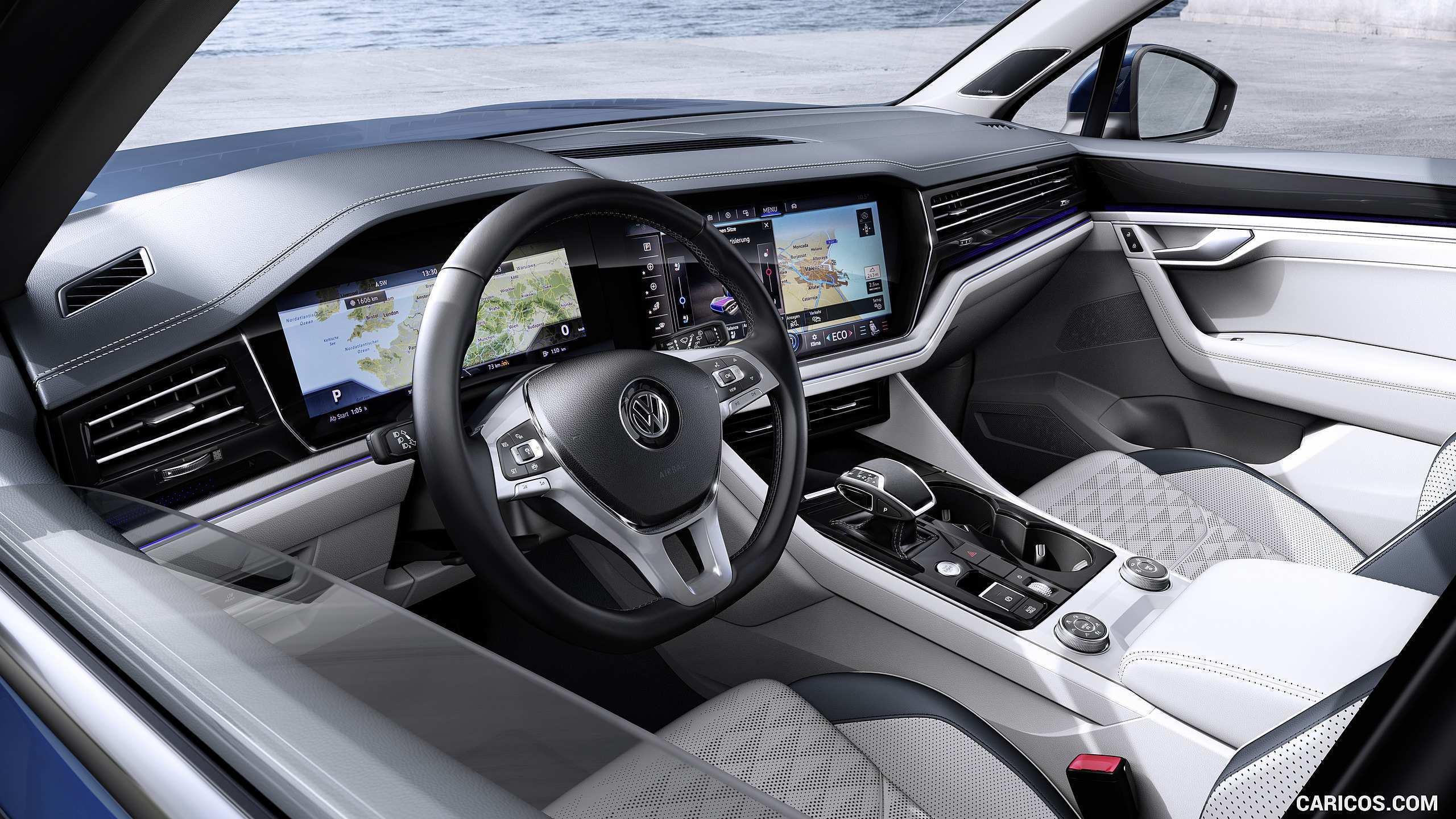 28 Best Review 2019 Volkswagen Touareg Interior Photos by 2019 Volkswagen Touareg Interior