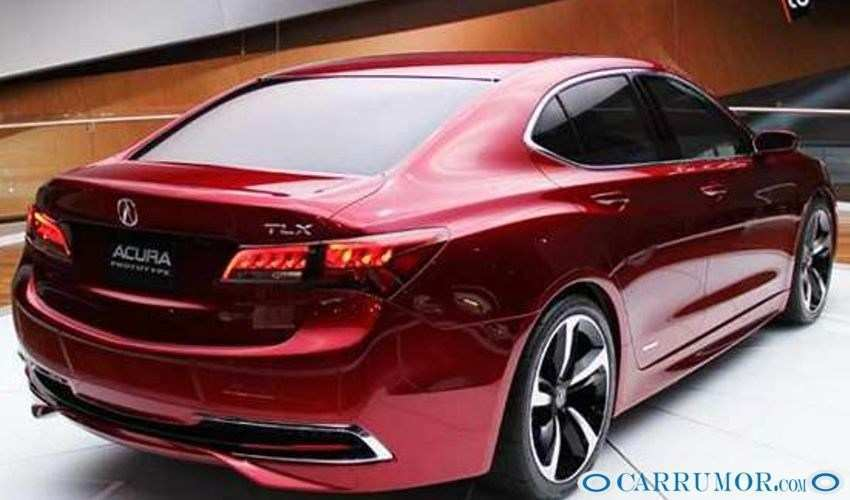 28 Concept of 2019 Acura Tl Type S Release with 2019 Acura Tl Type S