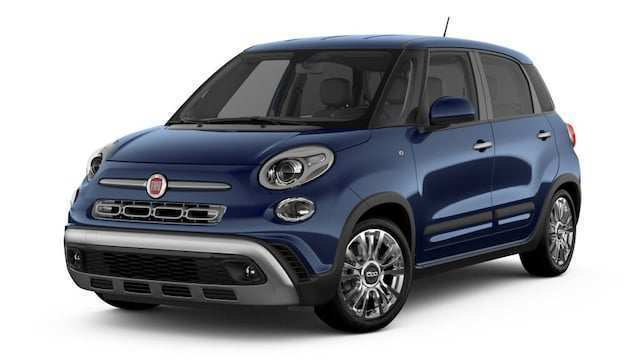 28 Concept of 2019 Fiat 500L Price by 2019 Fiat 500L