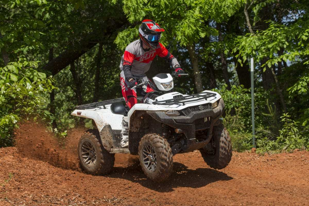 28 Concept of 2019 Suzuki 750 King Quad Specs and Review with 2019 Suzuki 750 King Quad