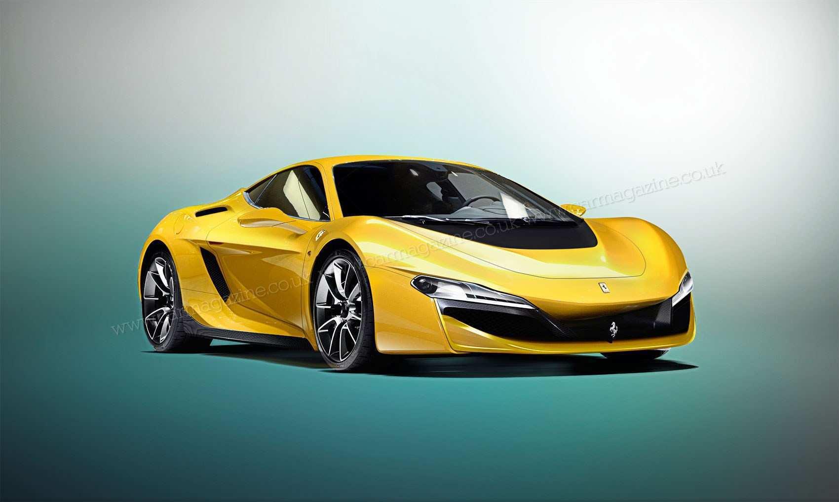 28 Concept of Ferrari V6 2019 Overview with Ferrari V6 2019