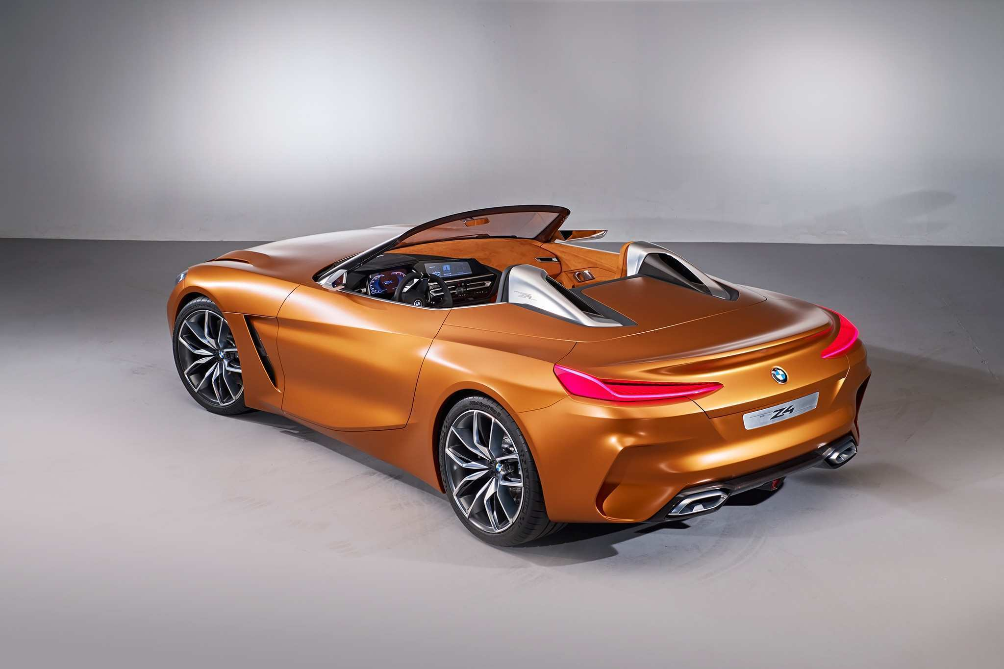 28 Gallery of 2019 Bmw Z4 Concept Overview with 2019 Bmw Z4 Concept